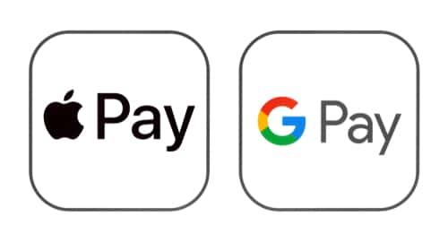 apple pay google wallet