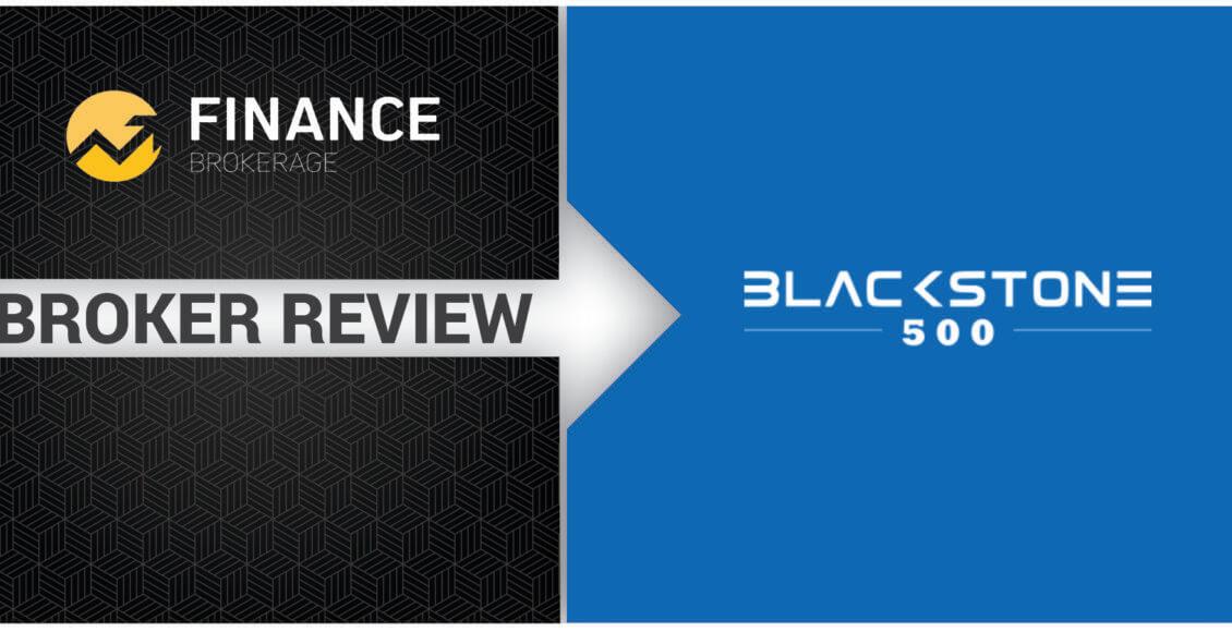 BlackStone 500 Review