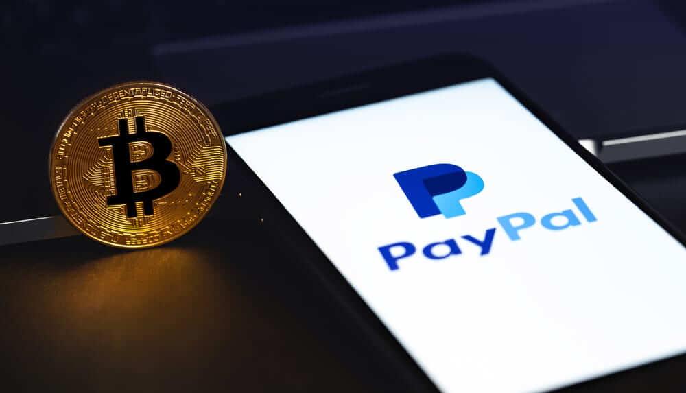 paypal and bitcoin