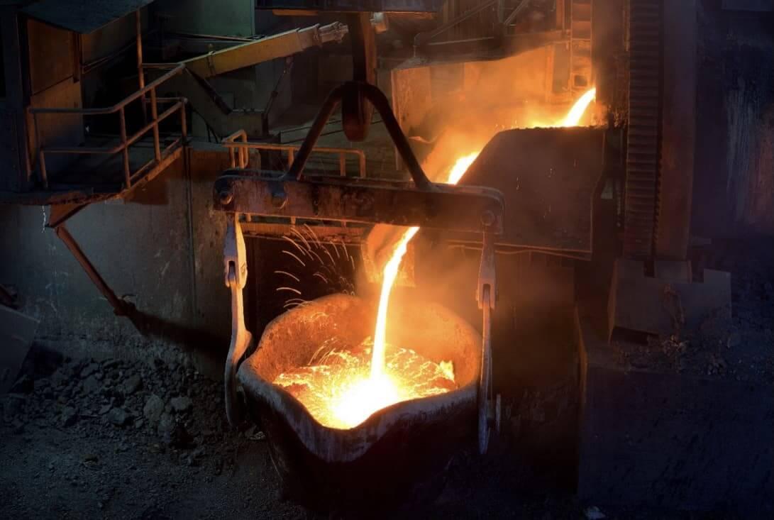 Copper price increased