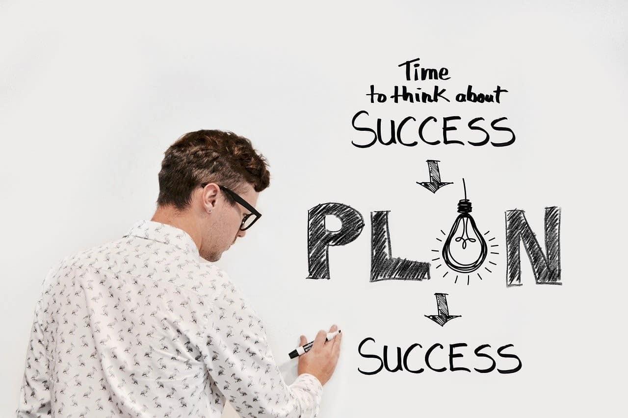 Trader et développement personnel success plan