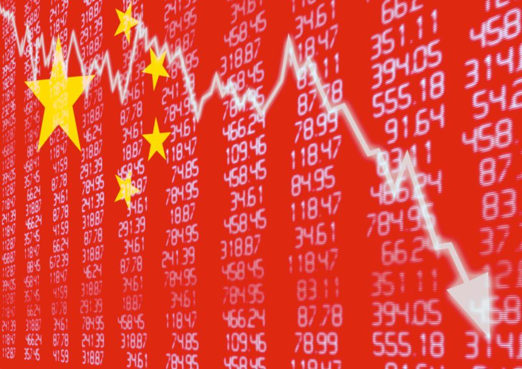 bandeira da china com numeros