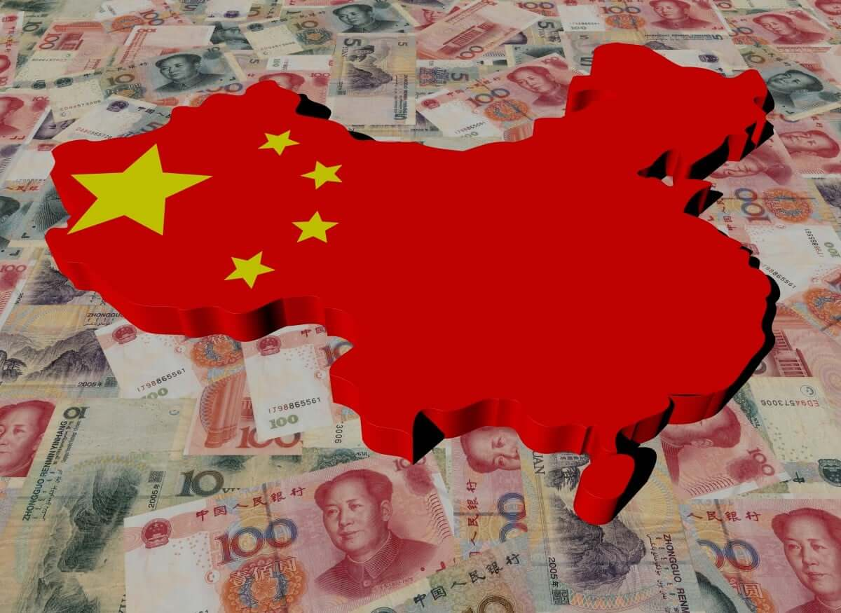 China plans to increase its GDP by 6% or more in 2021