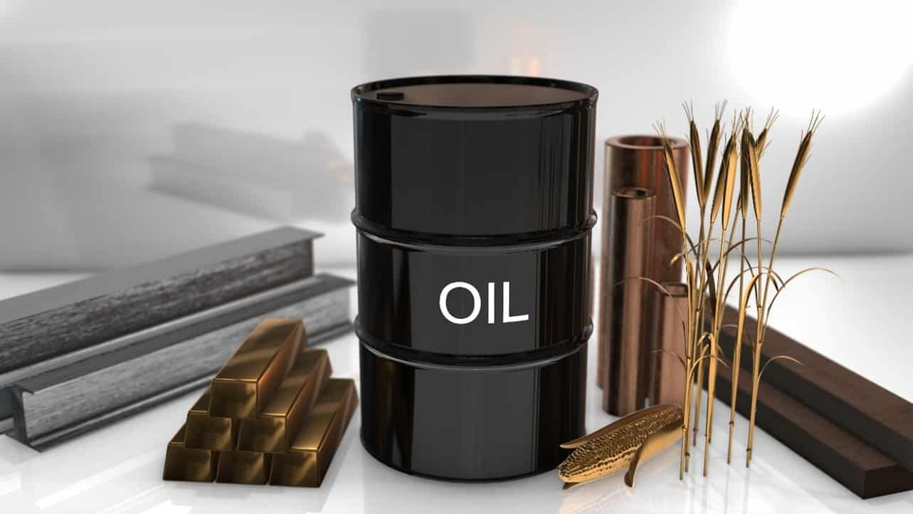 Oil production Commodities