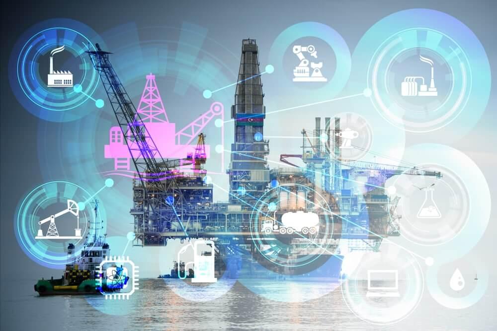 Robots oil, drilling ban