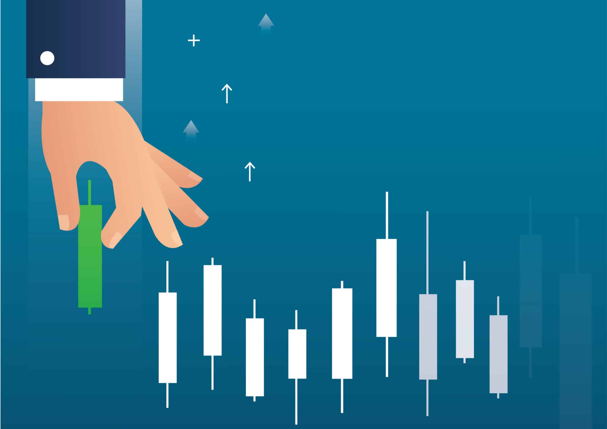Stock market analysis, shares