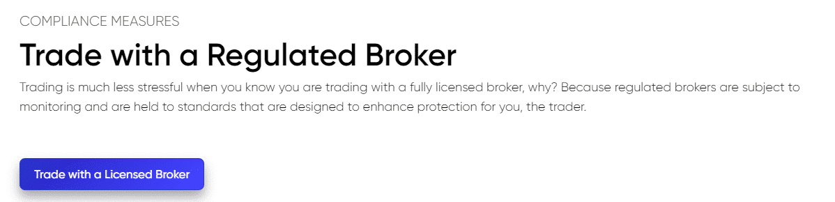 eXcentral: trade with regulated broker