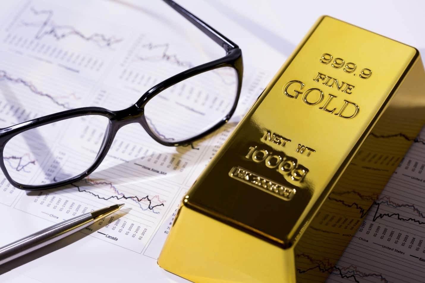 Ouro se manteve graças a dados de emprego dos EUA