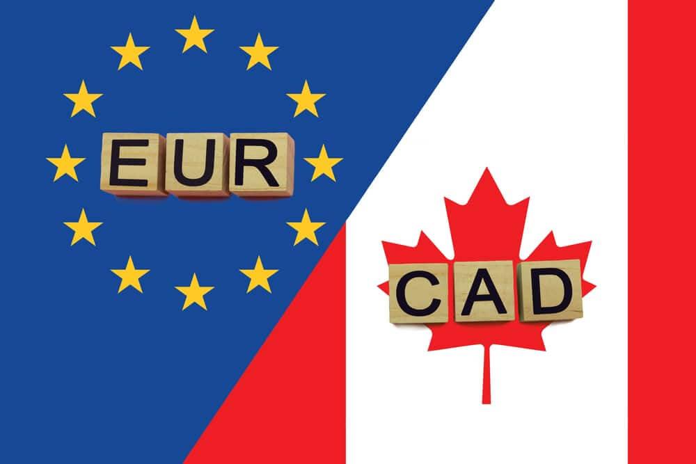 Euro, Canadian Dollar