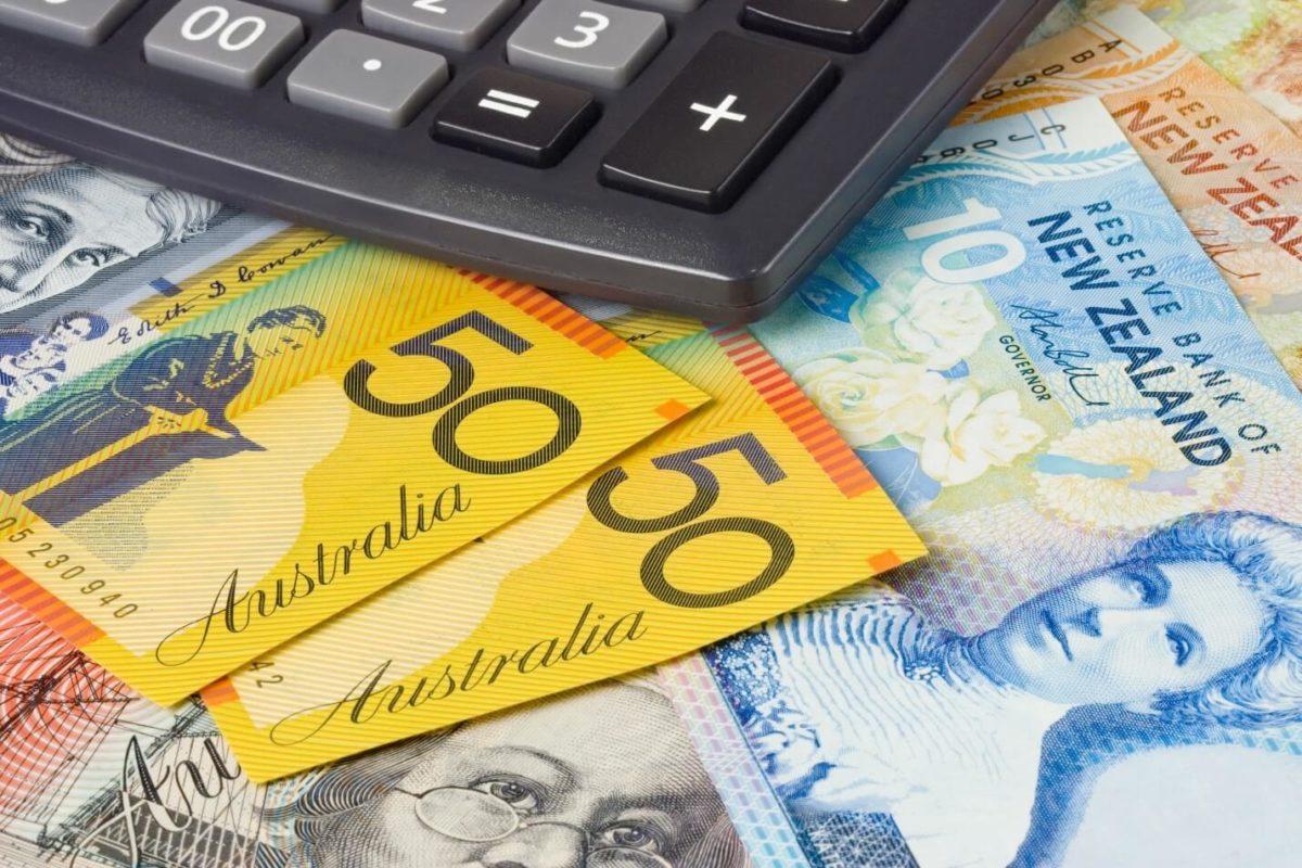 Dólares australiano e neozelandês em altas de 10 semanas