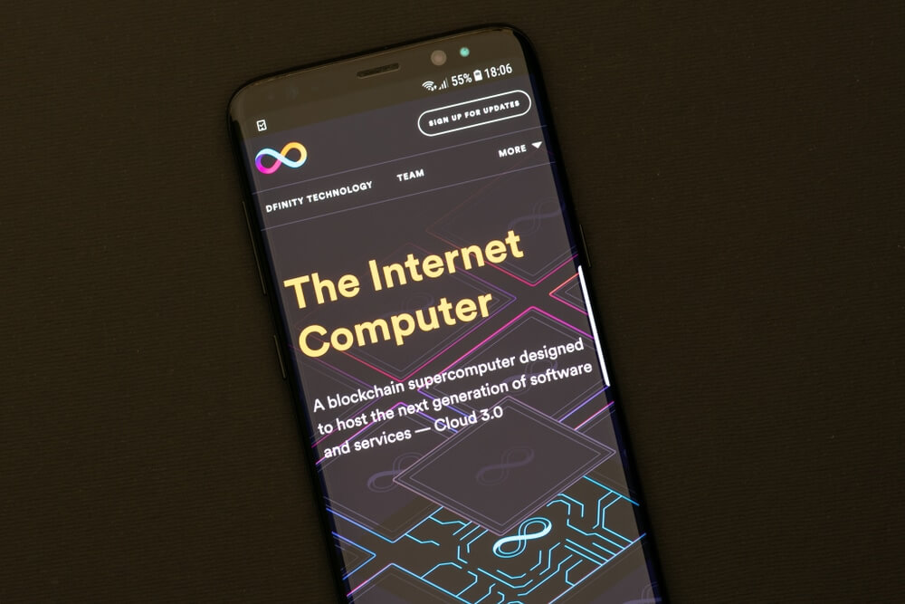 DFINITY, What is the Internet Computer?