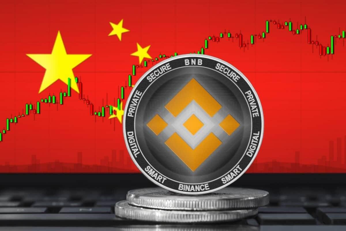 Binance pode estar planejando retornar à China