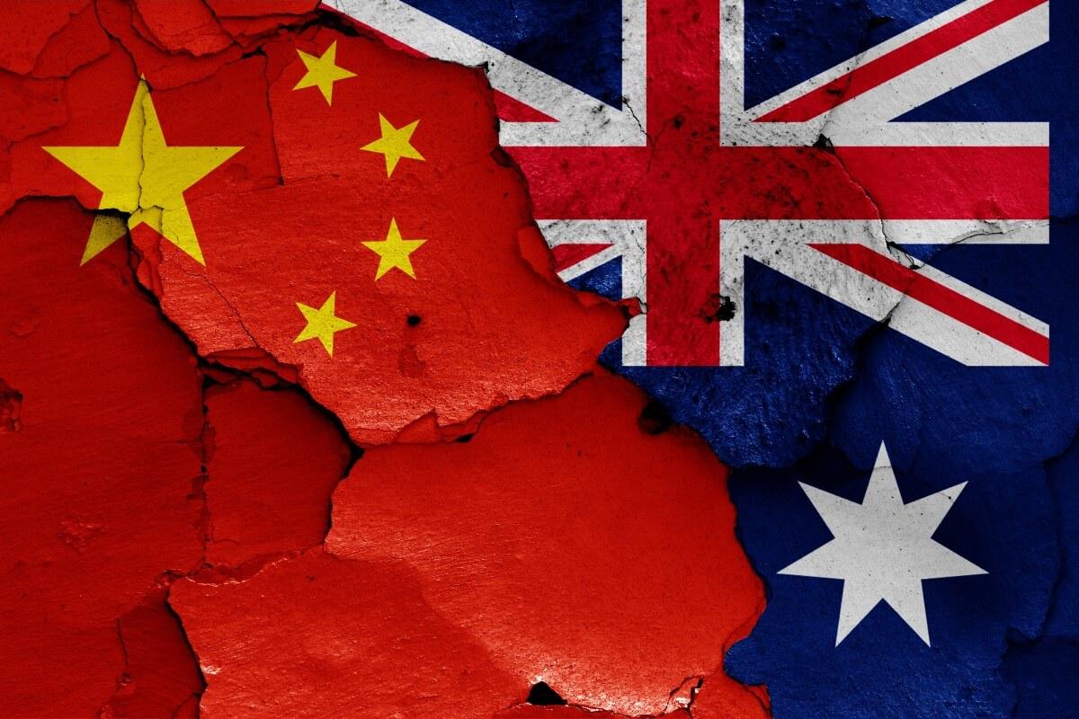 China-Australia's ties