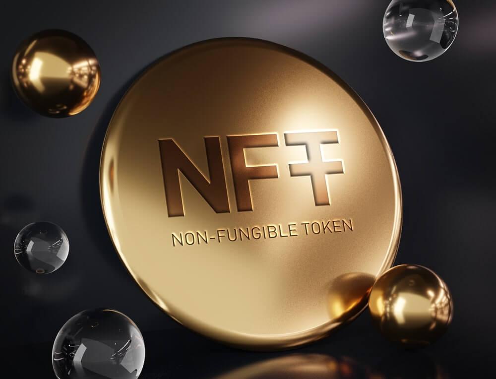 imagem NFT