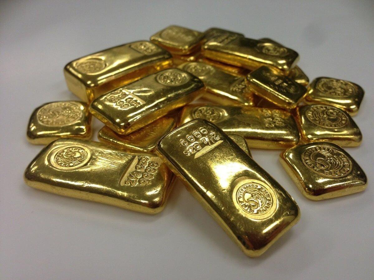 Le cours de l'or et des matières premières en forte baisse lundi 14 juin 2021