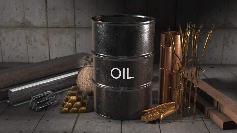 Petróleo cai após divulgação de dados de estoque dos EUA