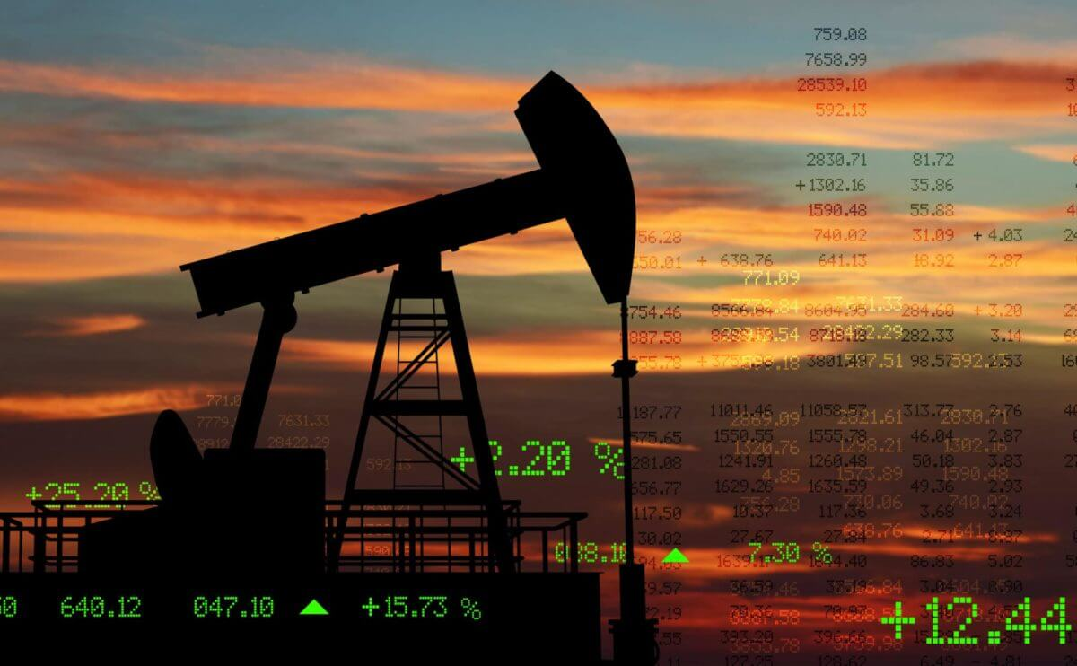Oil rose buoyed by falling U.S. crude inventories