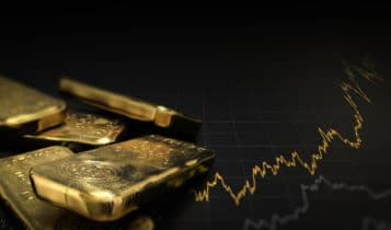 Gold rose in Asia lifted by retreating U.S. Treasury yields