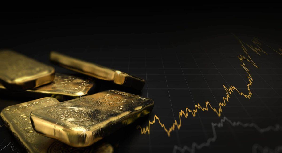 Ouro sobe com recuo de rendimentos no Tesouro dos EUA