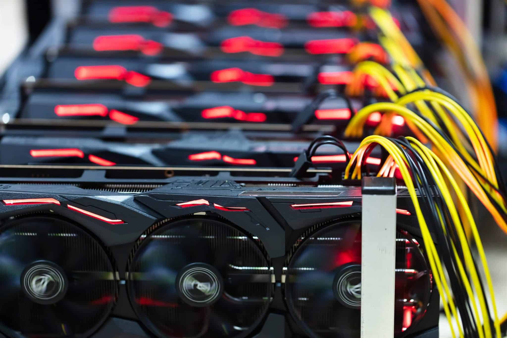 Crypto Mining Firm Plans to Exit China's Market