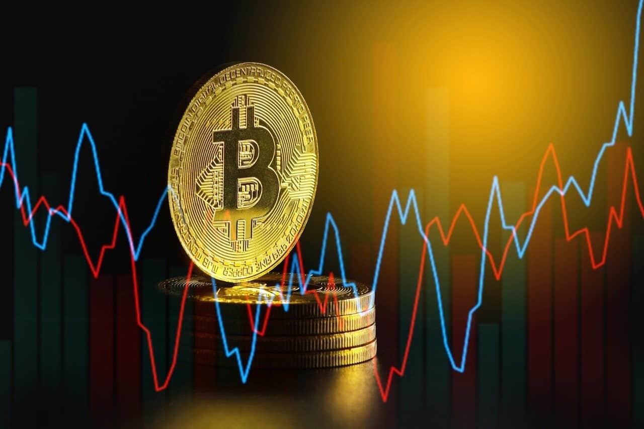 Forte chute pour le Bitcoin ce jeudi jeudi 8 juillet 2021