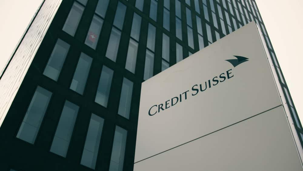 Credit Suisse investment bank and Archegos