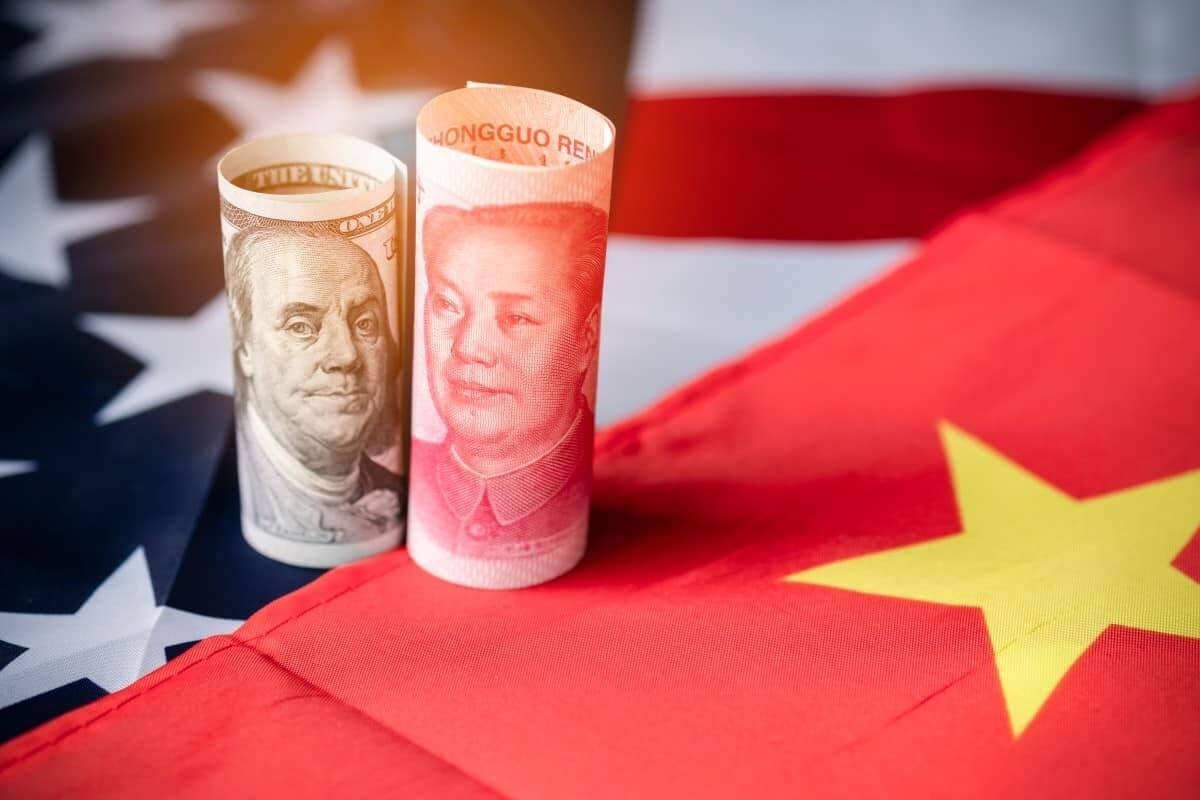Yuan firmed to near a one-week high against dollar