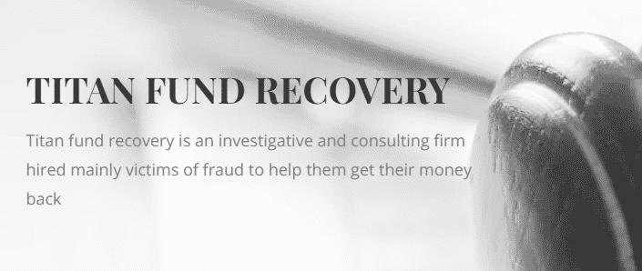 Titan Fund Recovery