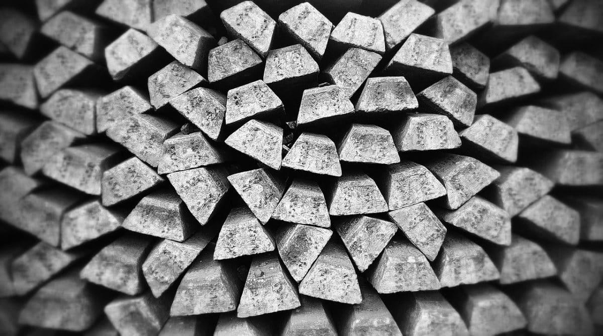 Le cours du platine et des métaux pour un plus bas à 1 an lundi 13 septembre 2021