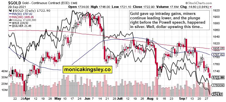 Stock market forecast: inflation wakes bonds